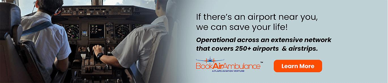 Book Air Ambulance Membershiop Program